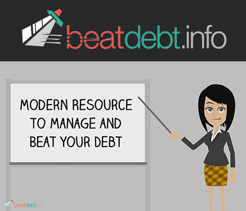 Beat Debt Info by Mark Derho Tech Savvy NYC
