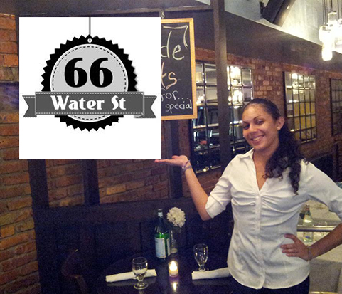 66 Water Street Restaurant by Mark Derho Tech Savvy NYC