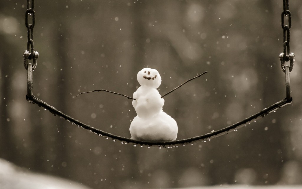 snowman-swing-winter-snowflakes-wallpaper-1680x1050