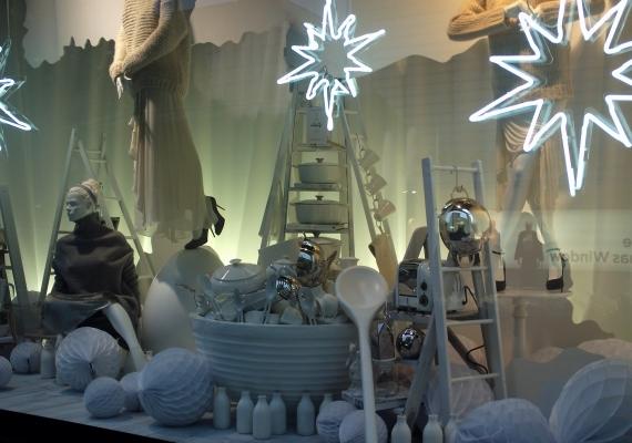 Digital Store Window